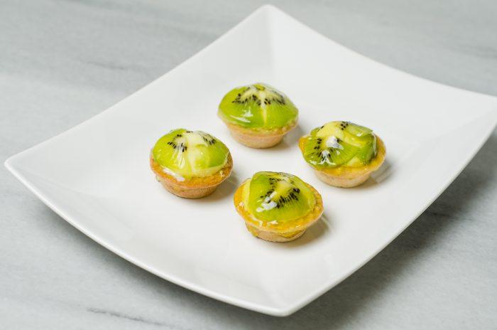 minitarte kiwi