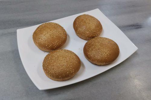 Chifla hamburger